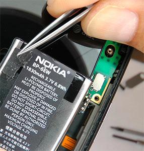 Как разобрать Nokia Lumia , полный разбор Nokia Lumia